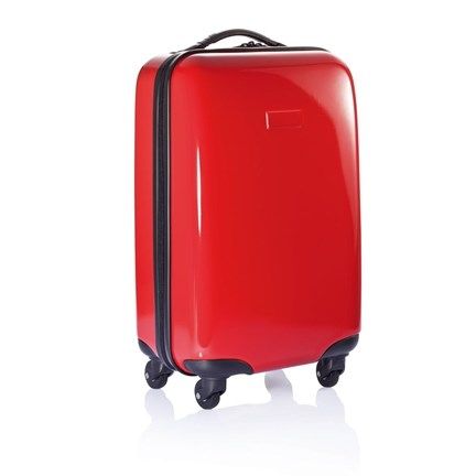 "4 wiel trolley ""The Spinner"", rood"