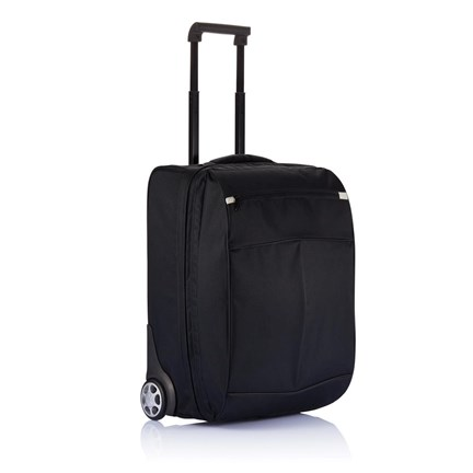 Basic cabin trolley, zwart