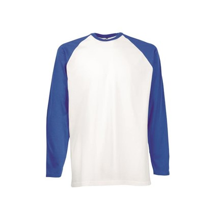 Baseball T Longsleeve Fruit of the loom