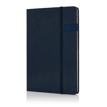 Data notitieboek met 4GB USB, blauw