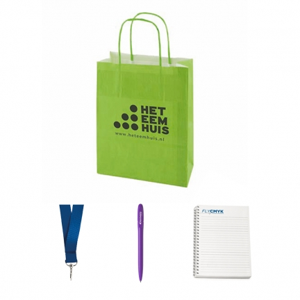 Beurs en training goodiebag 3
