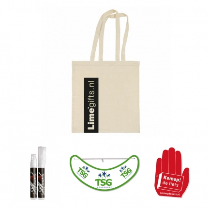 Festival goodiebag 3
