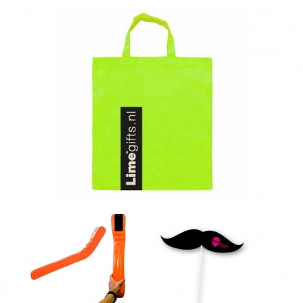 Festival goodiebag 4
