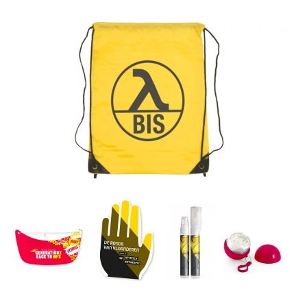 Supporters goodiebag 4
