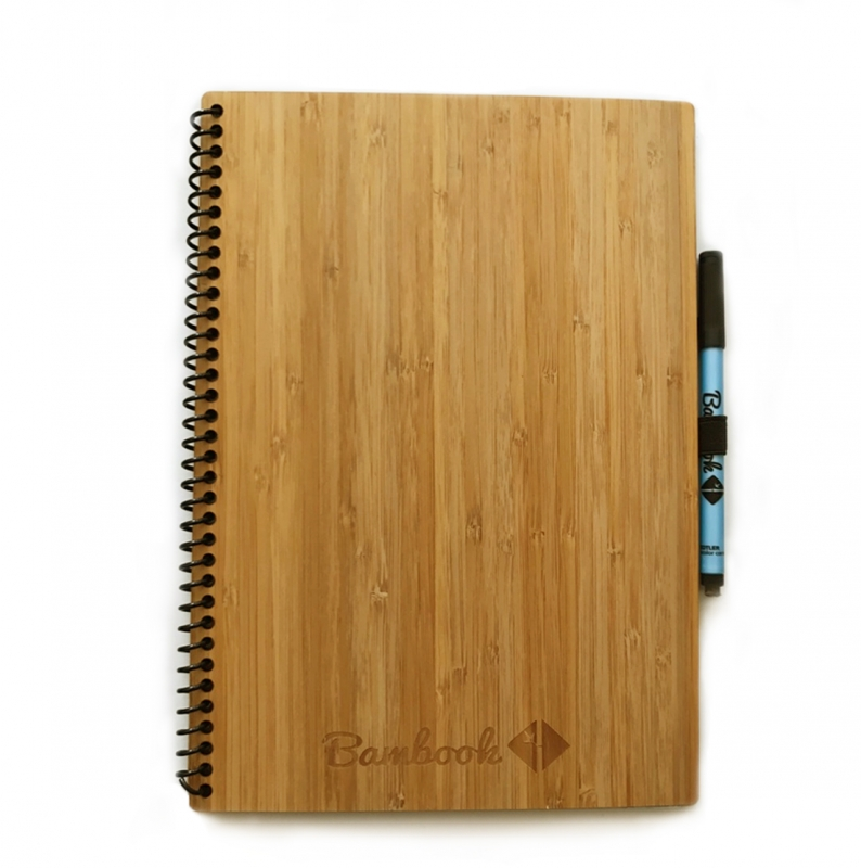 Bambook hard cover A4