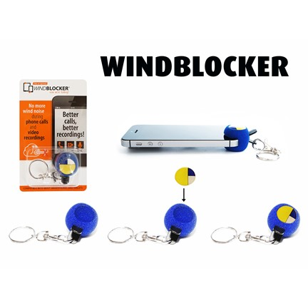 Windblocker Doming