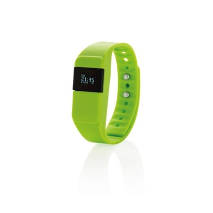 Activity tracker Keep fit, groen