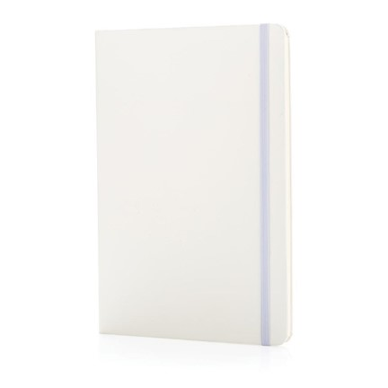 A5 Basic hardcover schetsboek, wit
