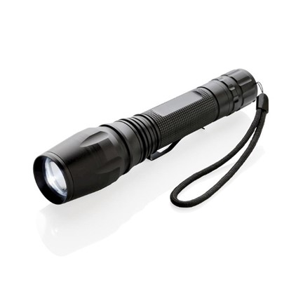 10W CREE zaklamp in zwart of grijs