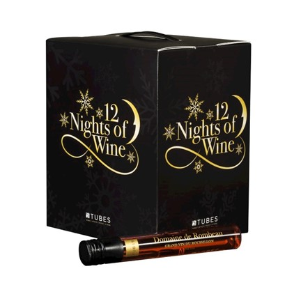 12 Nights of Wine proeverij-box