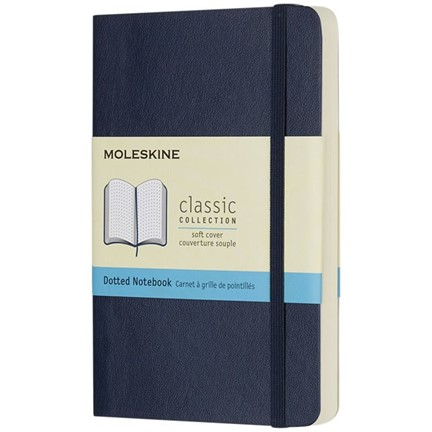 Classic PK soft cover notitieboek - stippen